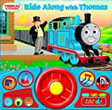 61GHYOC7L L. SL160  Thomas & Friends Steering Wheel Sound Book: Ride Along with Thomas (Thomas the Tank Engine)