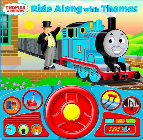 Thomas & Friends Steering Wheel Sound Book: Ride Along with Thomas (Thomas the Tank Engine)