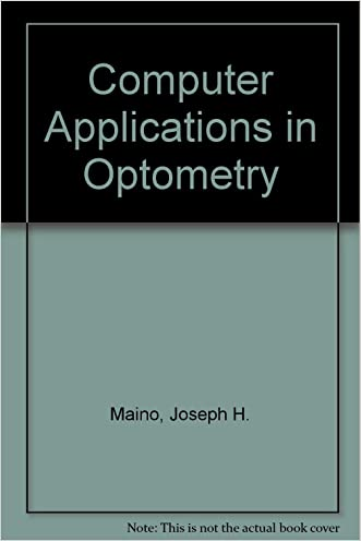 Computer Applications in Optometry