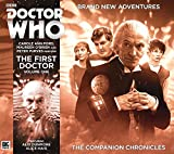img - for The First Doctor Companion Chronicles Box Set (Doctor Who) book / textbook / text book