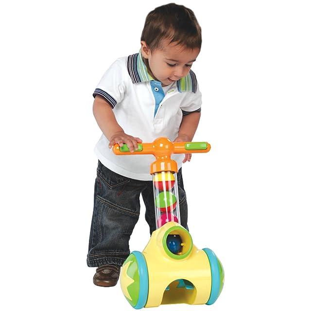 TOMY Pic n Pop Ball Blaster Baby Toy