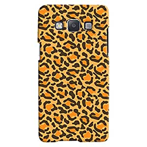ColourCrust Samsung Galaxy A5 (2015) Mobile Phone Back Cover With Animal Print - Durable Matte Finish Hard Plastic Slim Case