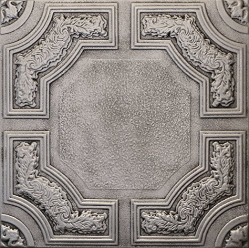 r28as-20-x-20-antique-silver-tin-looking-finish-texture-ceiling-tile-styrofoam-just-glue-up