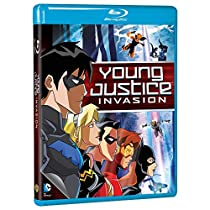 Young Justice: Invasion (The Complete Second Season) [Blu-ray]
