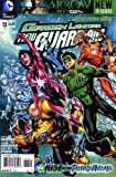 GREEN LANTERN NEW GUARDIANS #13 THE NEW 52