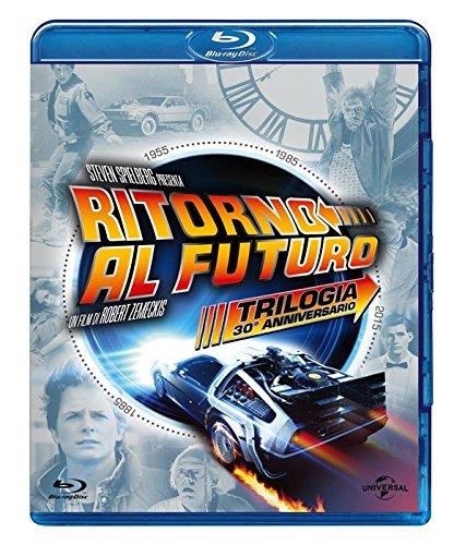 Ritorno al Futuro Trilogia 30° Anniversario (4 Blu-Ray)