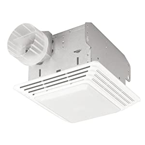 broan 678 ventilation fan and light combination review