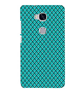 Colourful Pattern 3D Hard Polycarbonate Designer Back Case Cover for Huawei Honor 5X :: Huawei Honor X5 :: Huawei Honor GR5