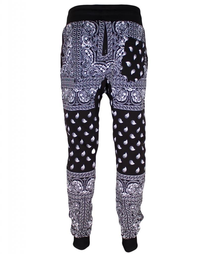 Men Bandana Joggers Drawstrings Fleece Jogger Pants Black Gray Khaki Size M-3XL. Brand New. $ Buy It Now. Free Shipping. 28+ Sold. SPONSORED. MENS JOGGERS BANDANA GRAY NWT USA SELLER S-3XL MATCHING JORDAN NIKE. Brand New · Jordan Craig. $ Buy It Now. Free Shipping. 30+ Sold. VICTORIOUS JOGGER 3/4 SHORTS DROP CROTCH BLUE PAISLEY.