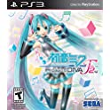 Hatsune Miku: Project Diva PS3 Game
