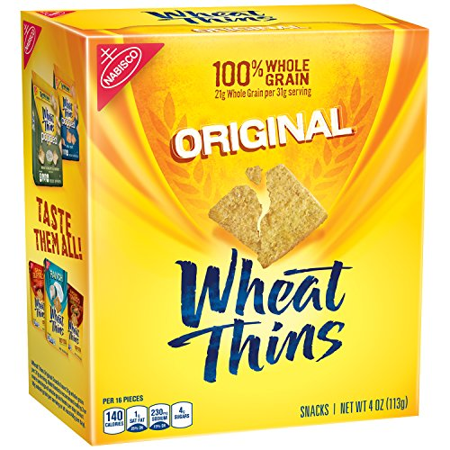 wheat thins crackers 4 ounce binding grocery brand wheat thins ean ...