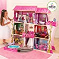 KidKraft Once Upon A Time Dollhouse + 23 Pieces of Furniture