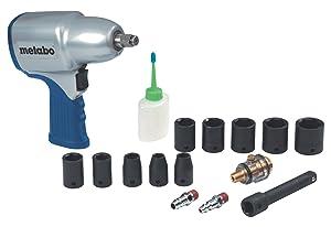 Metabo 901059721 Schlagschrauber 1,3 cm (0,5 Zoll)/ SR 1500 SET  BaumarktKritiken und weitere Informationen