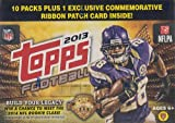 NFL 2013 Topps Football Blaster Trading Cards