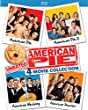 American Pie: Unrated 4-Movie Collection (American Pie / American Pie 2 / American Wedding / American Reunion) [Blu-ray]