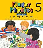 Finger Phonics 5: In Print Letters (1844141497) by Lloyd, Sue