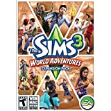 Sims 3: World Adventures Expansion Pack for PC
