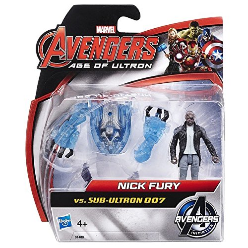 HASBRO Marvel Avengers Miniverse Base 15modelli (Sogg.casuale) (1/2015) B0423