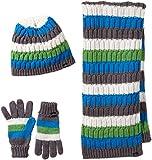 Black Canyon Strickmütze mit Schal und Handschuhen 3 teiliges Winterset
