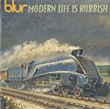 Blur - Modern Life Is Rubbish - Mounted Poster