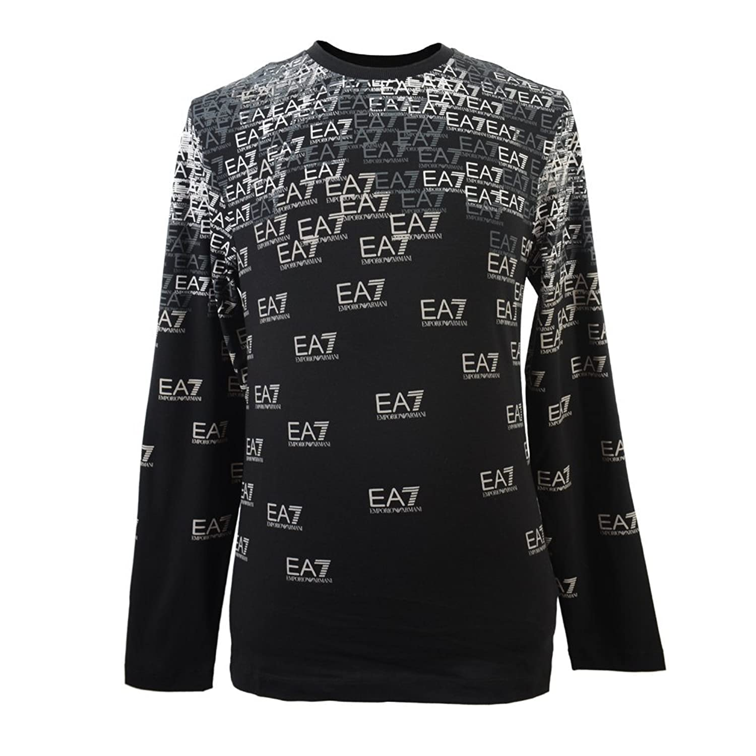 Emporio Armani EA7 Men's Train Premium Long Sleeve T-Shirt цены онлайн