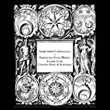 echange, troc Compilation - Harry Smith'S Anthology Of American Folk Music Volume 4: Country Music & Bluegrass