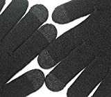 Touch Screen Gloves Black 6 L