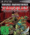 Teenage Mutant Ninja Turtles: Mutanten in Manhattan - [PlayStation 3]