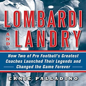 Lombardi and Landry Audiobook