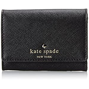 kate spade new york Cedar Street Darla Wallet,Black,One Size