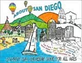 img - for About San Diego Activity And Coloring Book For All Ages book / textbook / text book