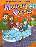 TEACHING CHILDREN MEMORY VERSES, AGES 4&5
