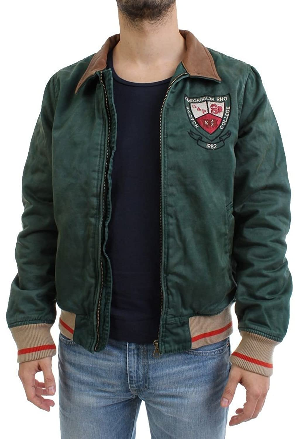 Scotch & Soda Jacke Men - 1304-07.10028 - Grass Green #71