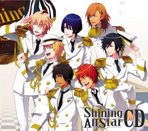 UTA NO PRINCE SAMA SHINING ALL STAR CD