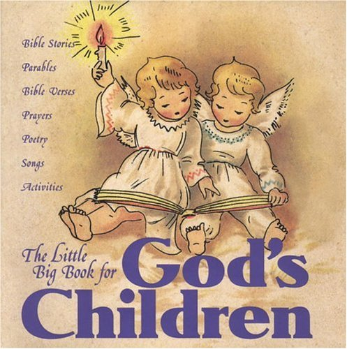 The Little Big Book for God's Children (The Little Big Book Series)