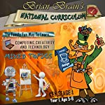 Brian Brain's National Curriculum KS1 Y1 CCT - Mixed Topics   Russell Webster