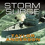 Storm Surge: Destroyermen, Book 8 (       UNABRIDGED) by Taylor Anderson Narrated by William Dufris
