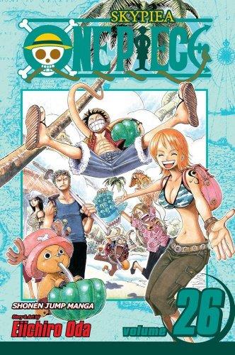 ONE PIECE ワンピース コミック26巻 (英語版)