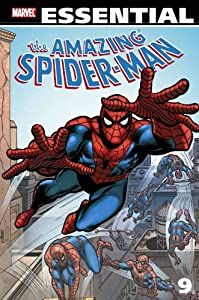 Essential Spider-Man, Vol. 9 (Marvel Essentials) (v. 9) by Marv Wolfman, Roger Stern, Jim Shooter and Mark Gruenwald