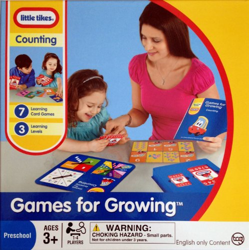 Little Tikes Games for Growing - Counting