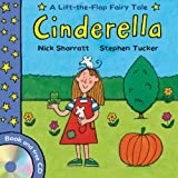 Stephen Tucker Lift-the-Flap Fairy Tales: Cinderella (with CD)