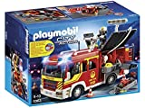 PLAYMOBIL 5363 Fire Engine Pump Play Set