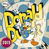 2015 Disney Donald Duck Retro 30x30 Grid Calendar