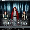 The Brothers Grimm Fairy Tales Audiobook by  Brothers Grimm Narrated by Andrea Giordani