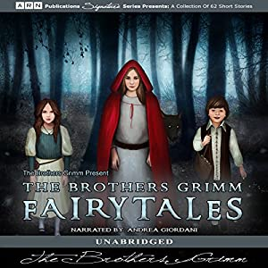 The Brothers Grimm Fairy Tales Audiobook