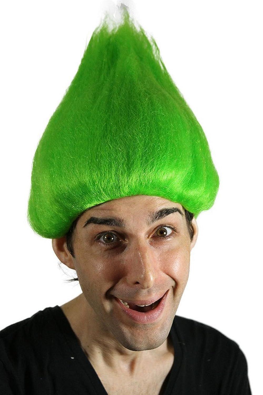 Mens Spiky Wigs my Costume Wigs Men's Green