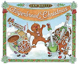 Book Cover: Gingerbread Christmas