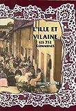 echange, troc Collectif - L'Ille et Vilaine, les 352 communes
