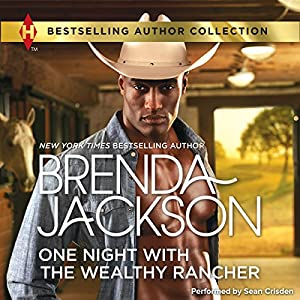 One Night with the Wealthy Rancher Audiobook