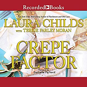 Crepe Factor Audiobook